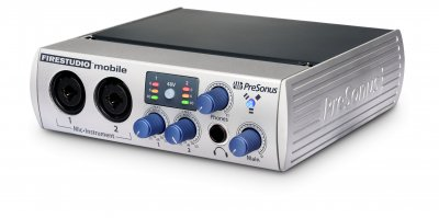PreSonus FireStudio Mobile FireWire Audio Interface